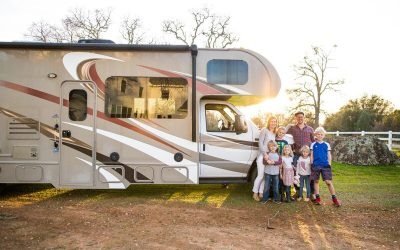 That Time We Bought an RV a Month Before a Pandemic Broke Out and the World Shut Down